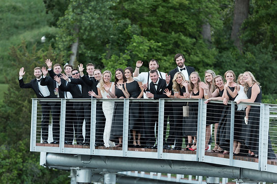 Wedding Party on Bridge.jpg
