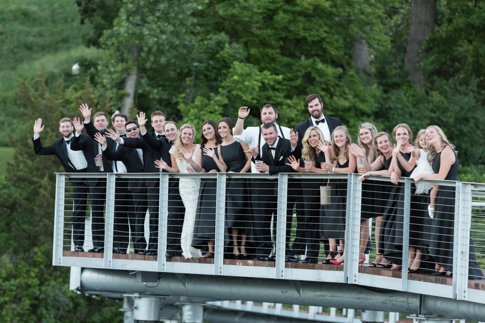 Wedding Party on Bridge.jpg