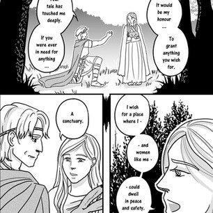 Melangell's Lambs page 11