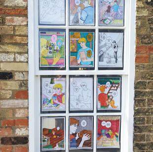 Comic-Book-Windows