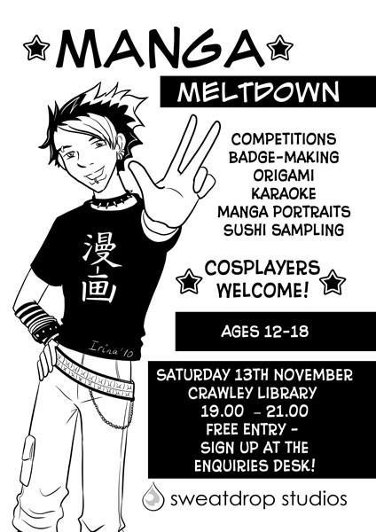 Manga Meltdown
