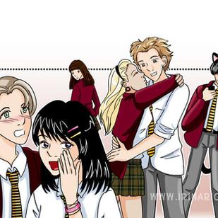 Creating Manga Characters illustration
