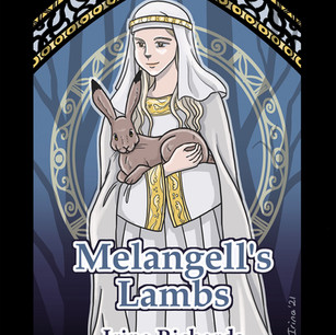 Melangell's Lambs cover page