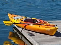Kayaking on River Zezere or Lago Azul
