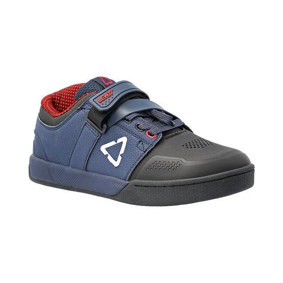 LEATT 2021 DBX 4.0 Clip Shoe (Onyx)
