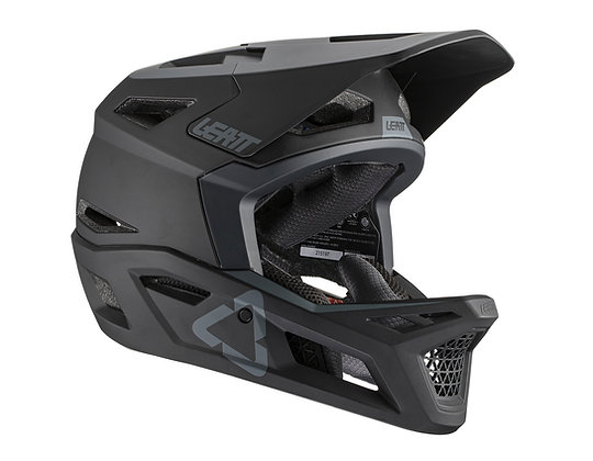 LEATT 2021 DBX 4.0 Helmet (Black)
