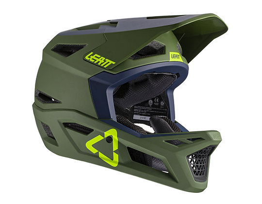 LEATT 2021 DBX 4.0 Helmet (Cactus)