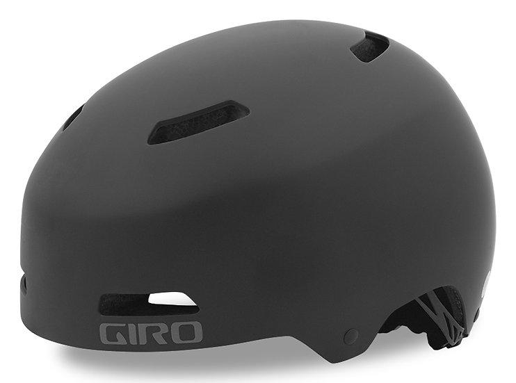 GIRO Quarter FS - Matte Black