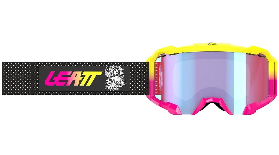 Leatt Velocity 4.0 MTB 80s Skull Goggles
