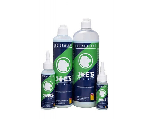 Joe's No Flats Eco Sealant.