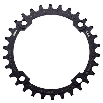 BBB 104 bcd Chainring Narrow Wide 34t