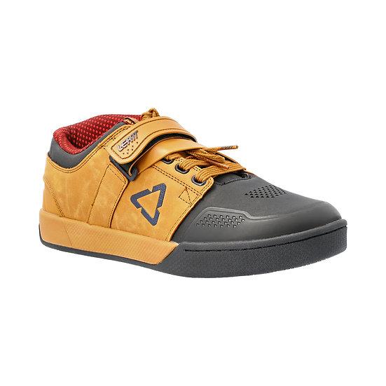 LEATT 2021 DBX 4.0 Clip Shoe (Sand)