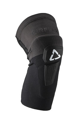 LEATT 2021 AirFlex Hybrid Knee Guard (Black)