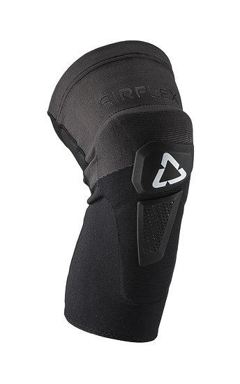LEATT 2021 AirFlex Hybrid Knee Guard (Black)