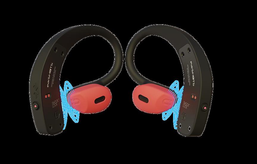 earSHOTS Bluetooth Headphones