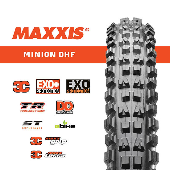 Maxxis DHF