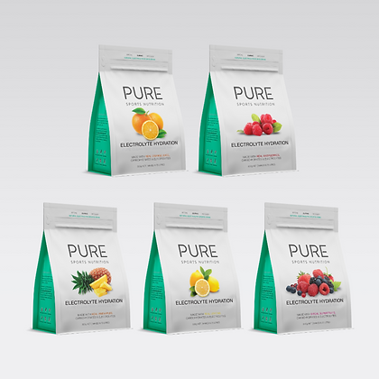 PURE - 500G ELECTROLYTE HYDRATION POUCH