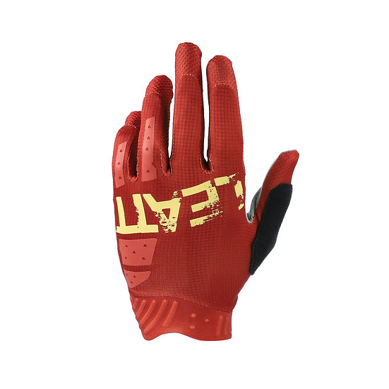 LEATT 2021 Womens MTB 1.0 GripR Gloves Copper
