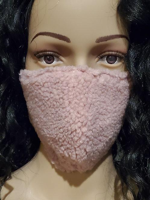 Fashion Sherpa Mask
