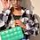 Thumbnail: Fashionista Crossbody Bag