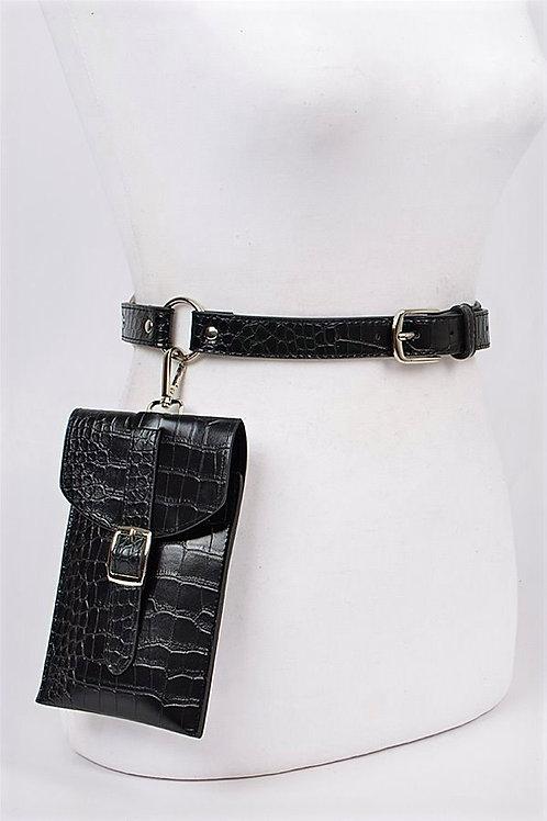 Hooked Fanny Pack Belt