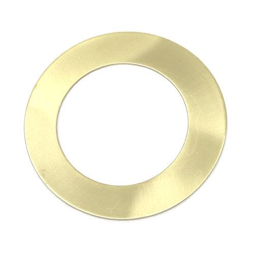 Chanel Flat Metal Bracelet