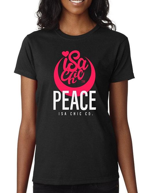 Isa Chic Peace Tee
