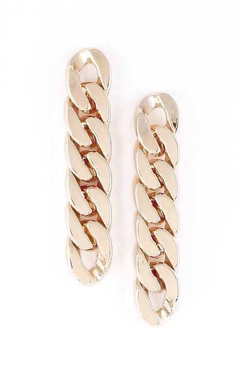 Bulky Chain Earrings