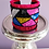 Thumbnail: Multicolor Sequence Cuff