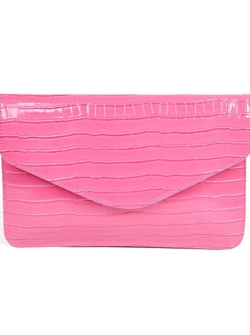 Lined Clutch