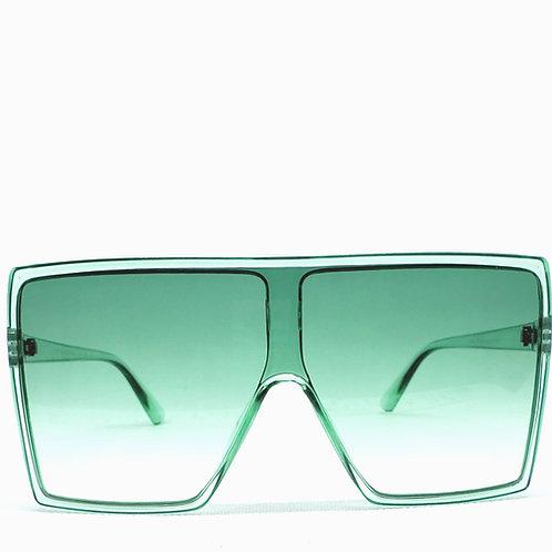 Dani Bright Oversize Sunglasses