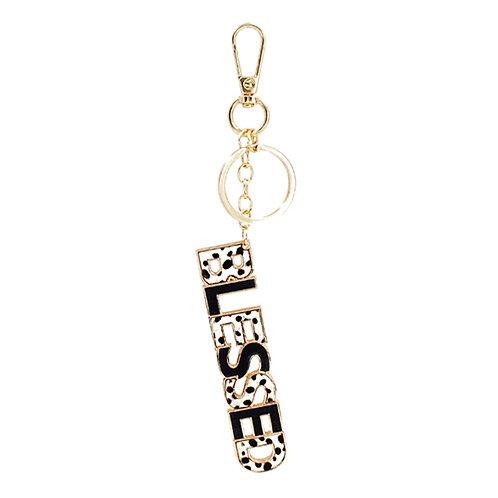 Blessed Key/Bag Ring