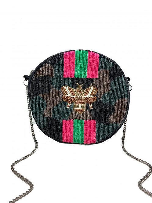 Queen BEE Camo Bag