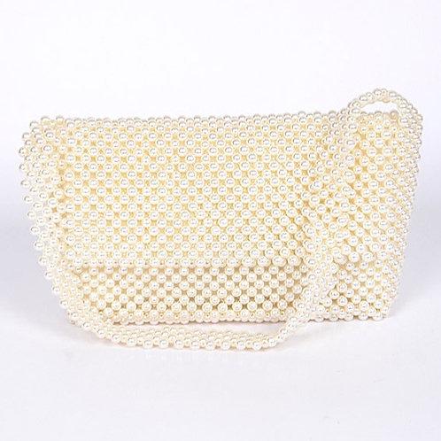 Ivory Pearl Bag