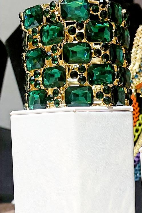 Emerald Cut Bracelet