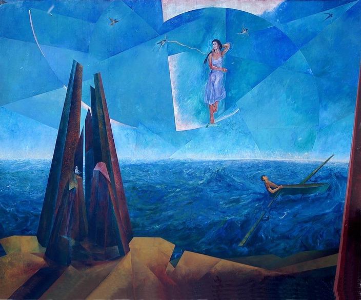 The Sea, 1995