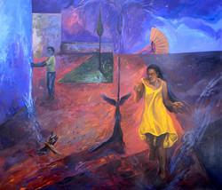 La mujer de Puerta de Chula, 1997