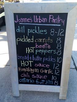 Joanne's Urban Pantry