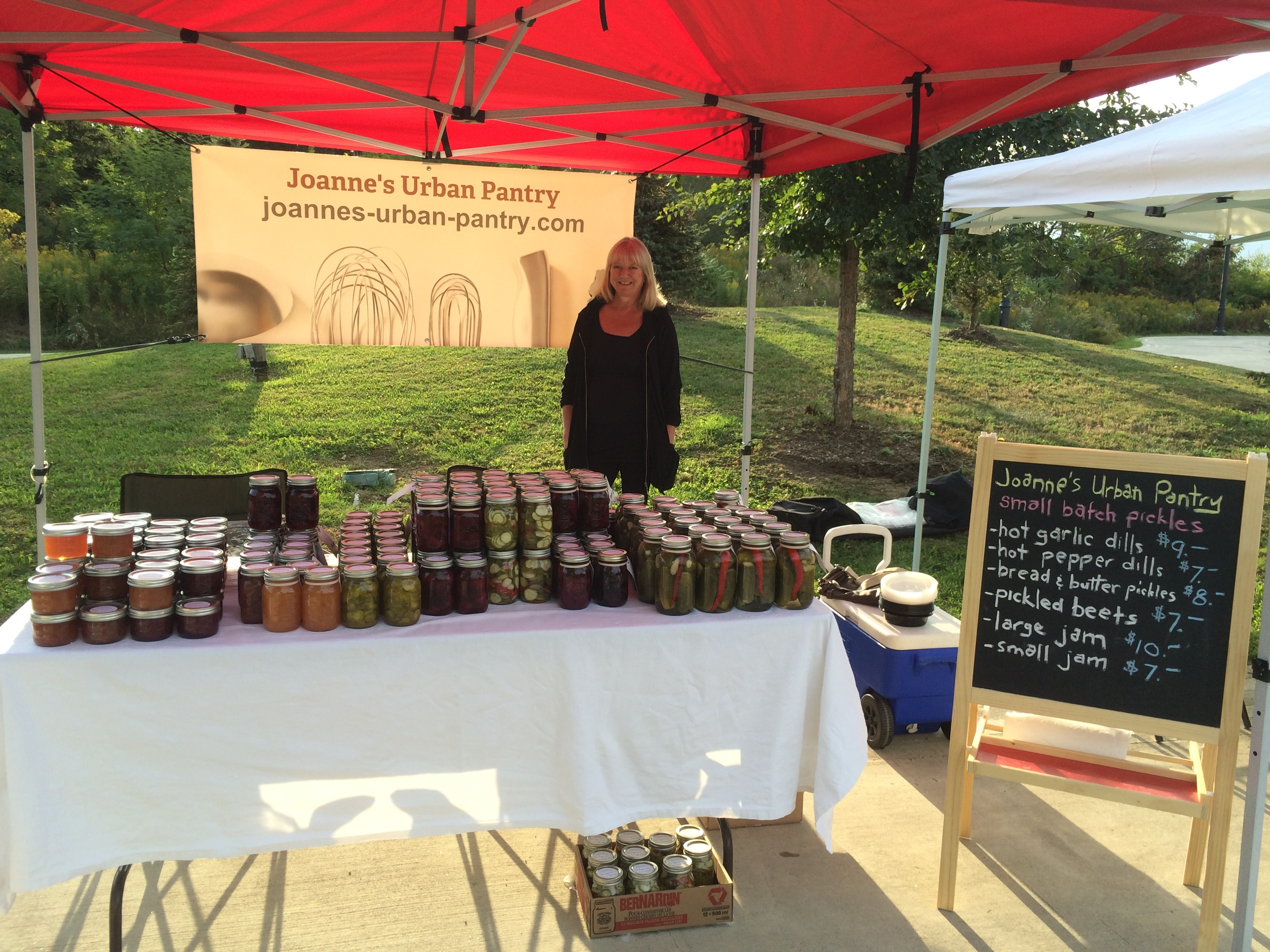 Sam Smith Park Farmers Market 2016