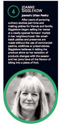 Article Foodism Magazine