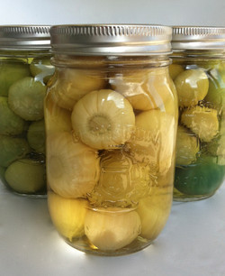 Pickled Himalayan Garlic