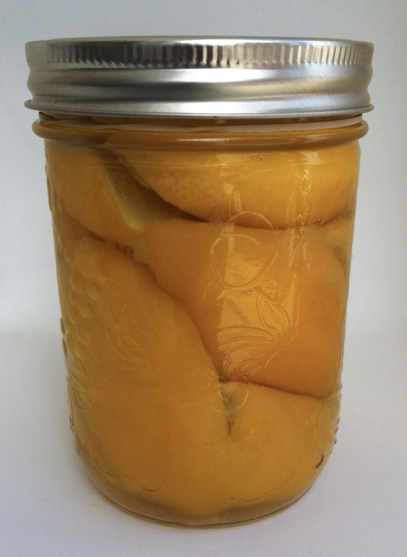Preserved Lemon 500 ml.