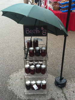 Beet Stand