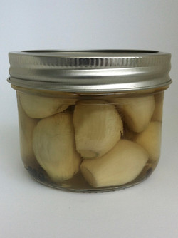 Ontario Pickled Garlic