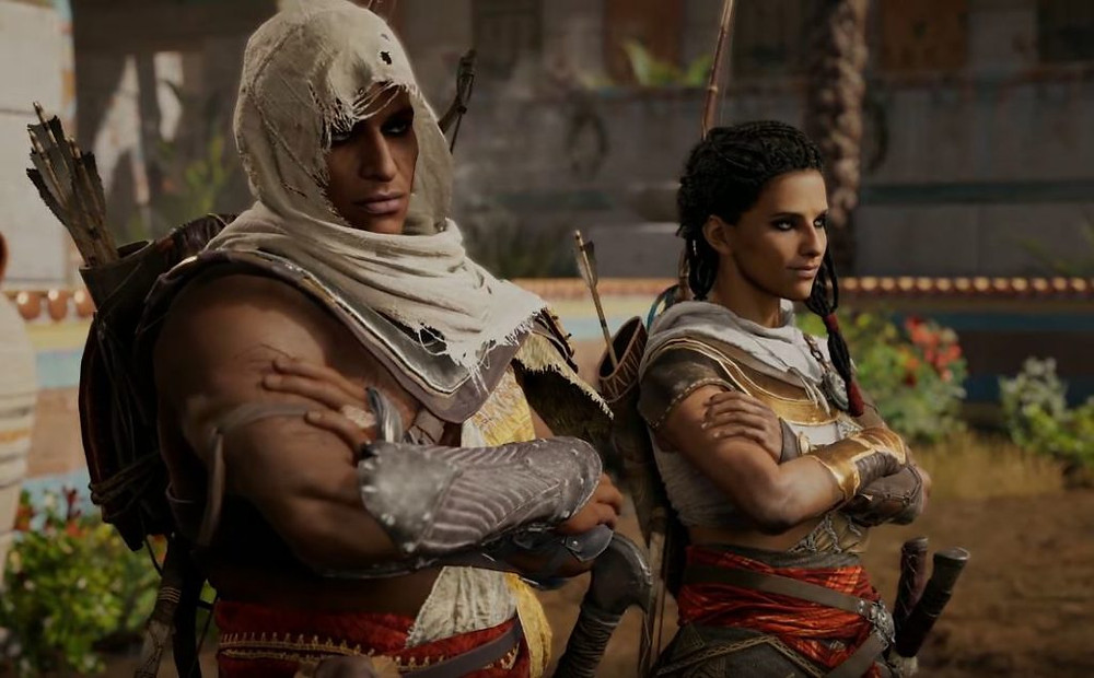 Why Assassin S Creed Origins Was Necessary For Someone Like Me