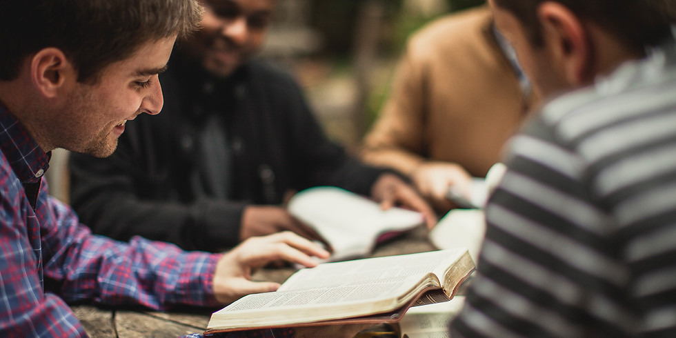 Life Group for Men: Acts - The Early Church