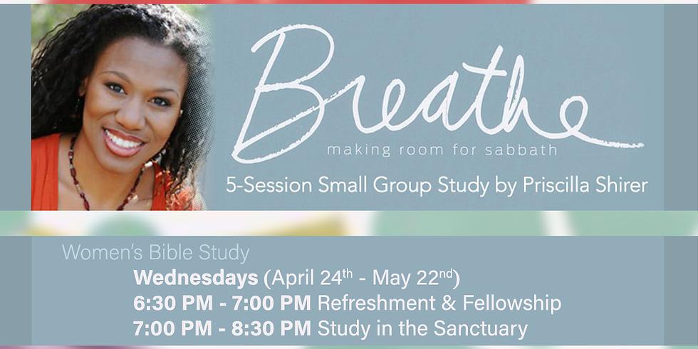 Women's Bible Study: Breathe