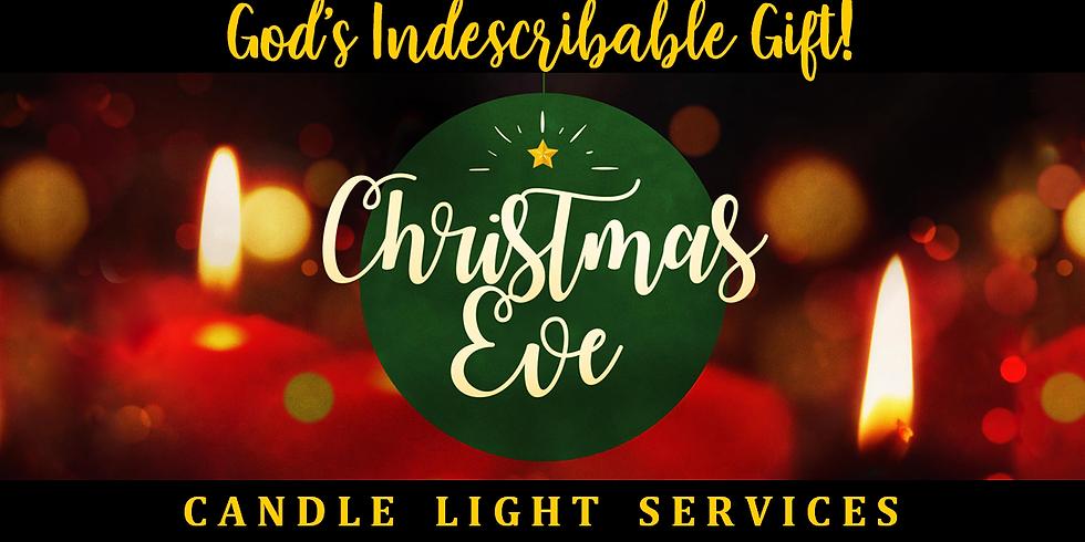 Christmas Eve 4:00 PM Service