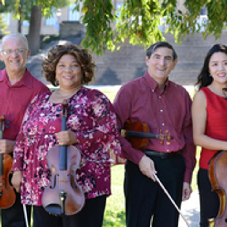 Copland String Quartet March 31