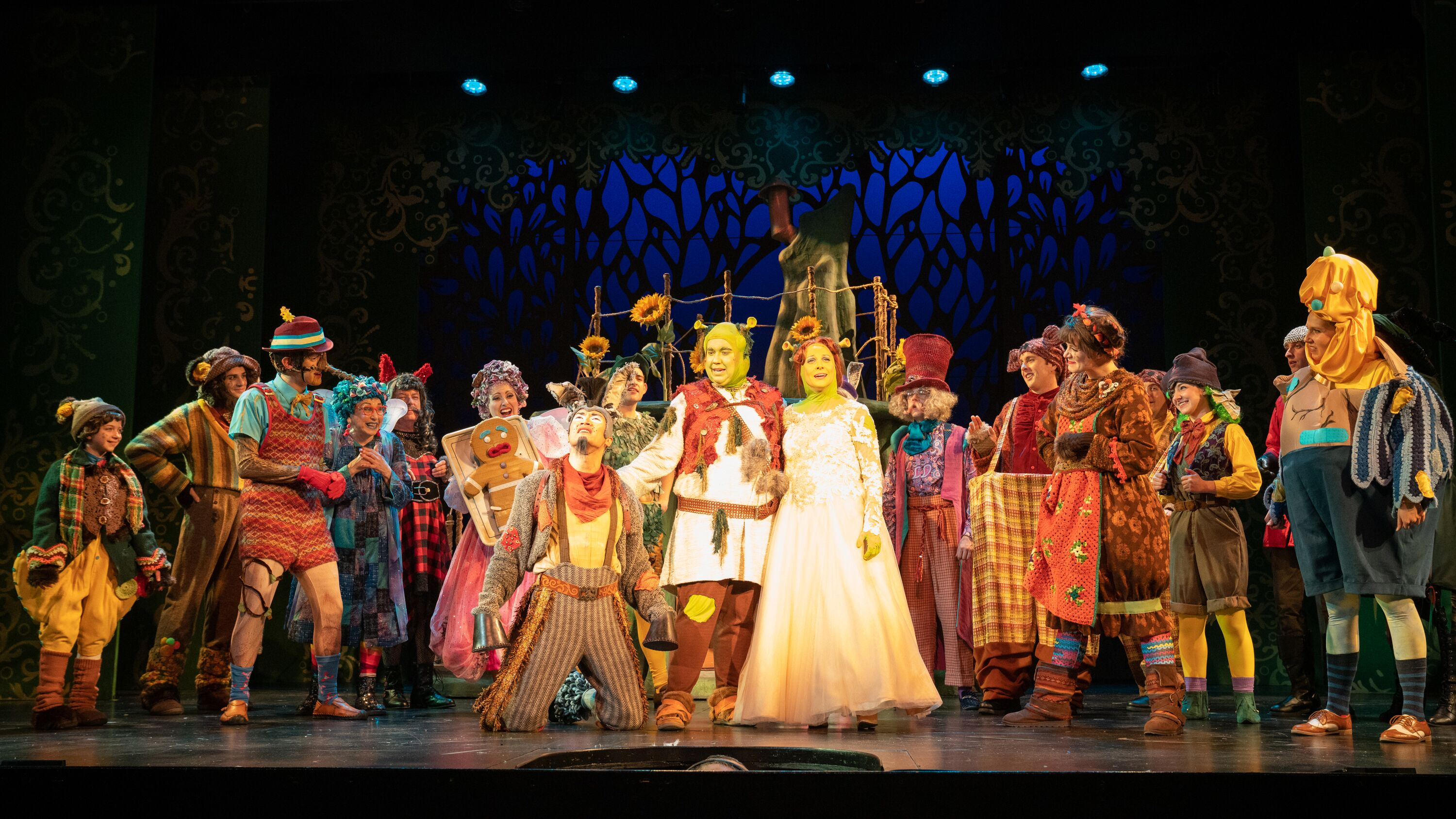 Shrek The Musical @ Barter Theatre